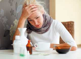 Глисты и простуда: есть ли связь?