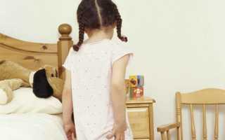 Острицы у ребенка: что делать?