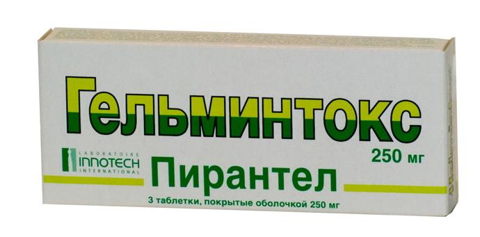 Лекарство при глистах для человека широкого спектра действия