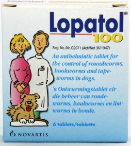 Лопатол