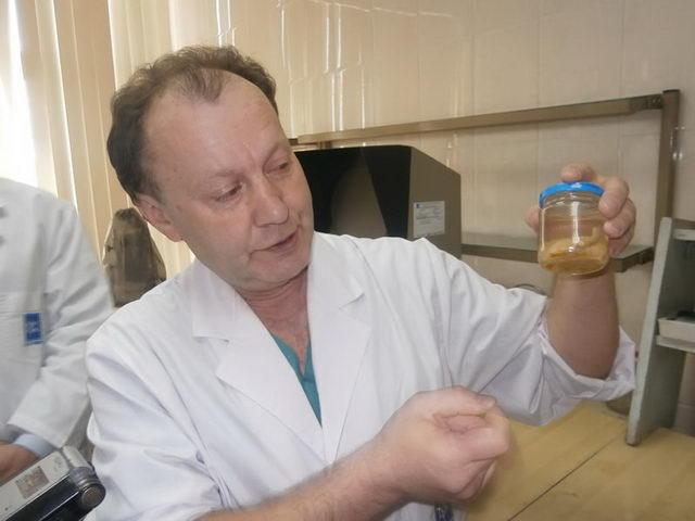 Самые читаемые статьи: очистка организма человека от паразитов народными средствами